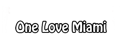 One Love Miami Logo